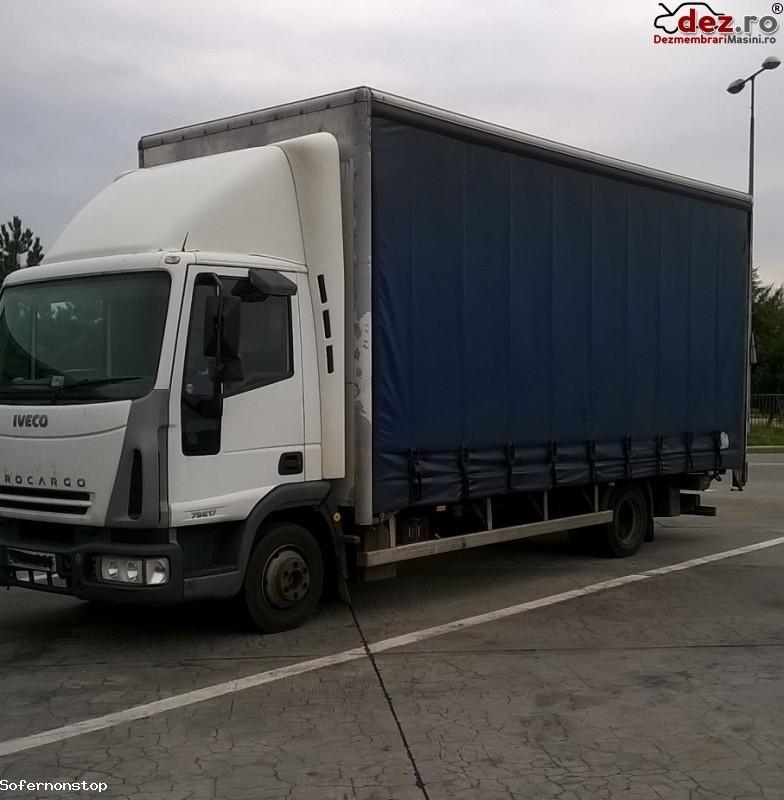 Motor Iveco Eurocargo Dezmembrări camioane în Constanta, Constanta Dezmembrari