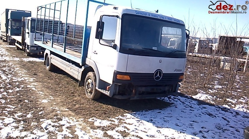 Dezmembrez Mercedes Atego 2001 Dezmembrări camioane în Constanta, Constanta Dezmembrari