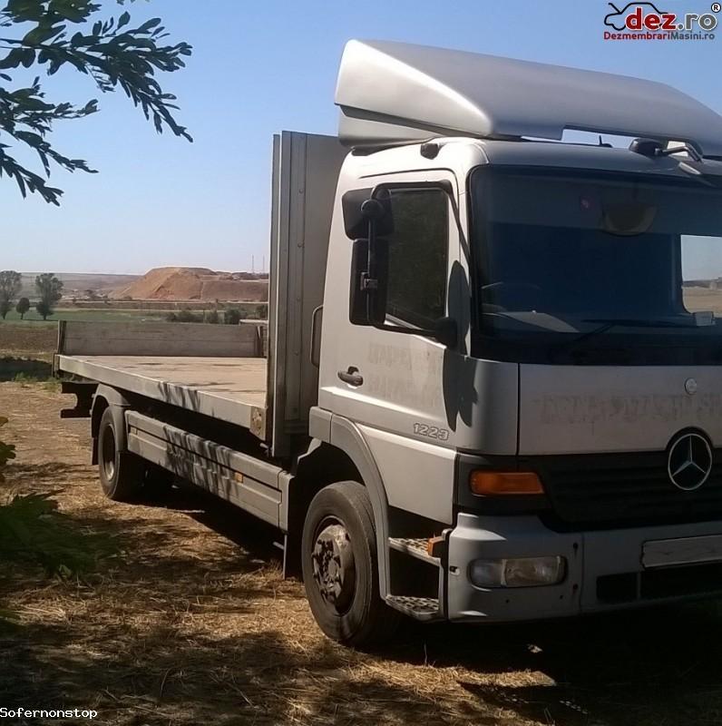 Dezmembrez Mercedes Atego 1223 an 2003 Dezmembrări camioane în Constanta, Constanta Dezmembrari