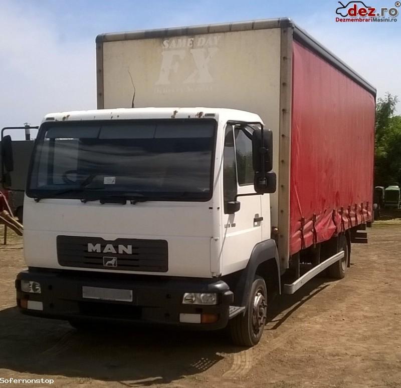 Dezmembrez MAN LE 8180 Dezmembrări camioane în Constanta, Constanta Dezmembrari