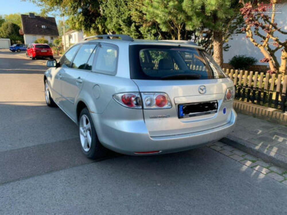Dezmembrez Mazda 6 Benzina 2 0 Din 2004 Brec Orice Piesa Dezmembrări auto în Bacau, Bacau Dezmembrari