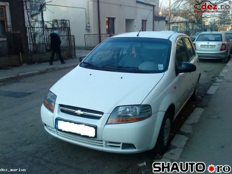 Dezmembrez Chevrolet Aveo motor 1 2 1 4 benzina Dezmembrări auto în Bucuresti, Bucuresti Dezmembrari