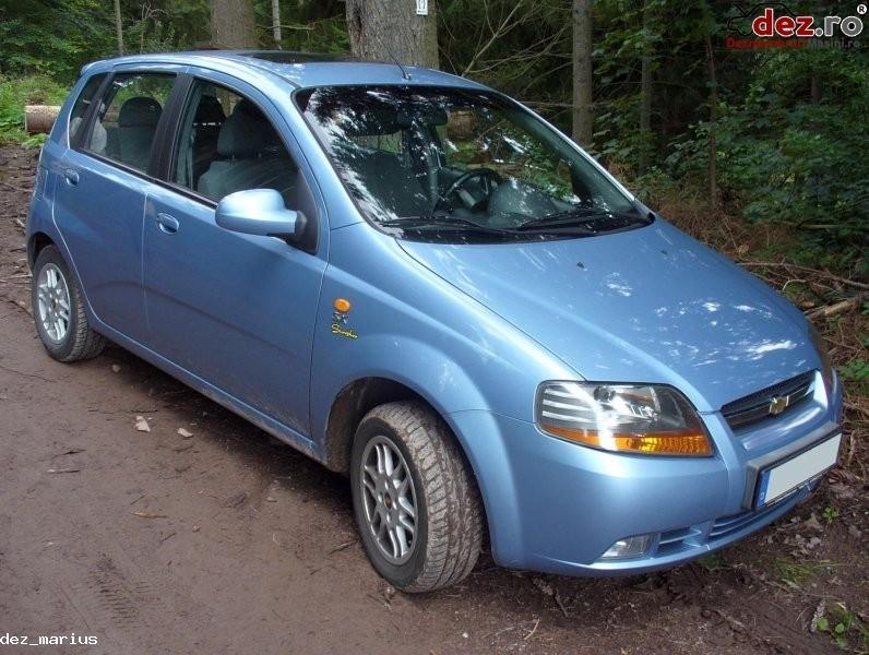 Dezmembrez Chevrolet Kalos an 2007 2012 motor 1 2 1 4 benzina Dezmembrări auto în Bucuresti, Bucuresti Dezmembrari