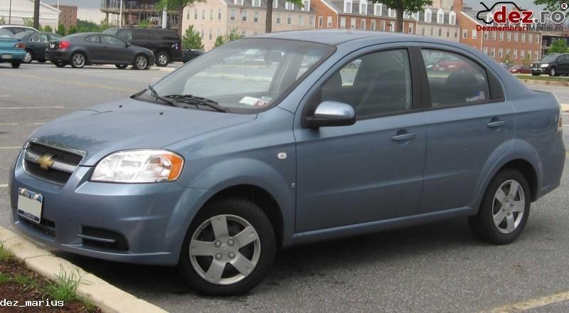 Dezmembrez Chevrolet Aveo 1 2 16 Valve Dezmembrări auto în Bucuresti, Bucuresti Dezmembrari