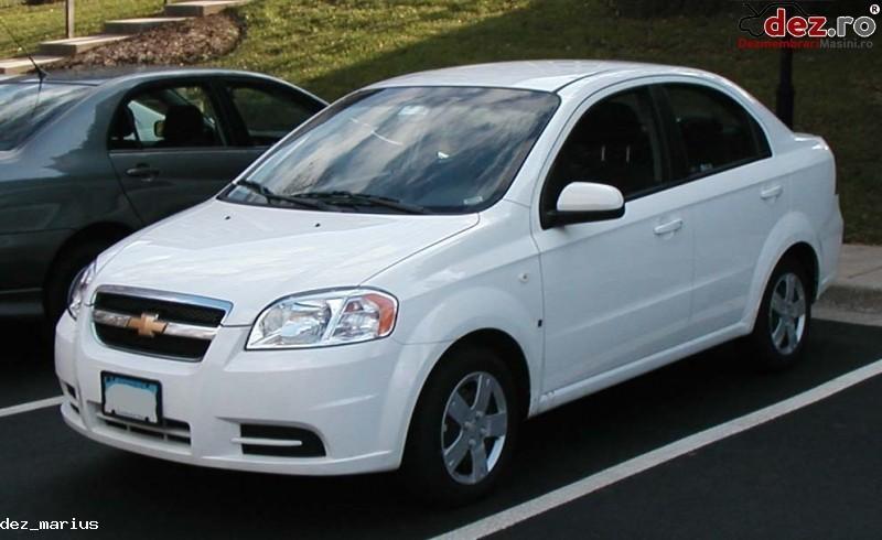 Dezmembrez Chevrolet Aveo Orice Motorizare Dezmembrări auto în Bucuresti, Bucuresti Dezmembrari