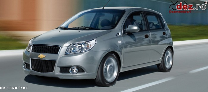 Dezmembrez Chevrolet Aveo Hatchback Facelift Dezmembrări auto în Bucuresti, Bucuresti Dezmembrari