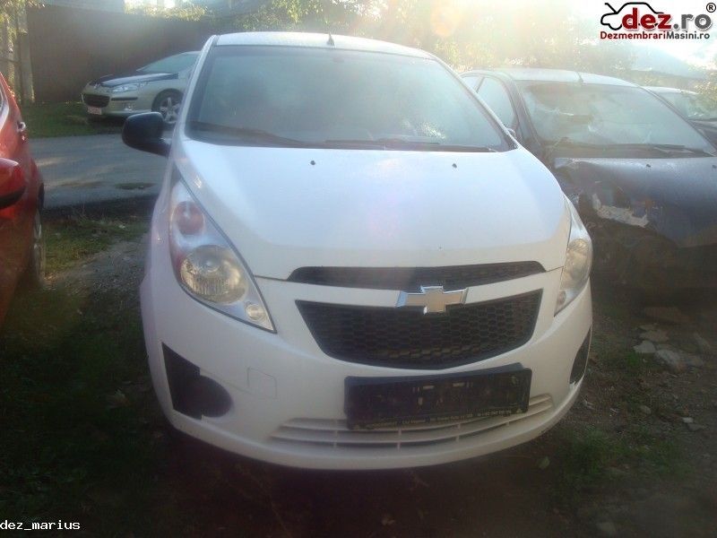 Imagine Dezmembrez Chevrolet Spark 2010 in Bucuresti