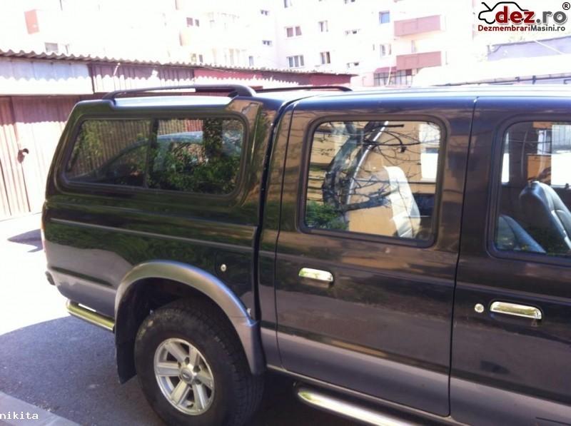 Dezmembrez Mazda B 2500 în Chinteni, Cluj Dezmembrari