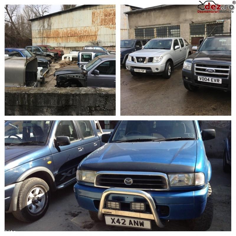 Dezmembrari Usi   Aripi  Capota Mazda Bt 50/b 2500  Dezmembrări auto în Chinteni, Cluj Dezmembrari