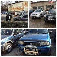 Dezmembrari Usi Aripi Capota Mazda Bt 50/b 2500 în Chinteni, Cluj Dezmembrari