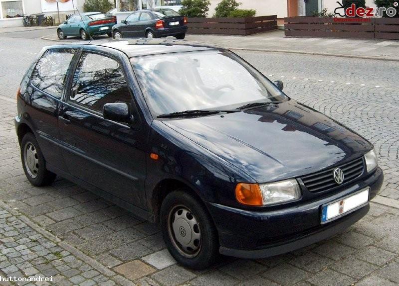 Dezmembrez vw polo 1 9 sd 1 4i 1 6i 1995 1998 piesele la preturi accesibile Dezmembrări auto în Satu Mare, Satu-Mare Dezmembrari