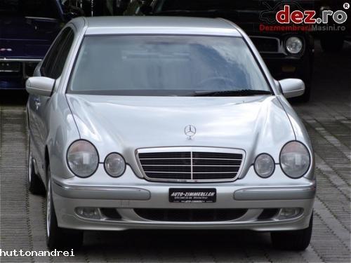 Dezmrembrez Mercedes E Class 2001  Dezmembrări auto în Satu Mare, Satu-Mare Dezmembrari