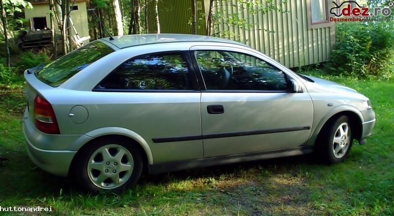 Dezmembrez Opel Astra G  Dezmembrări auto în Satu Mare, Satu-Mare Dezmembrari