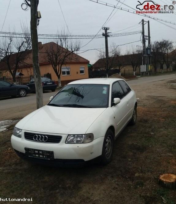 Dezmembrez Audi A3 1 6 Din 1999   Dezmembrări auto în Satu Mare, Satu-Mare Dezmembrari