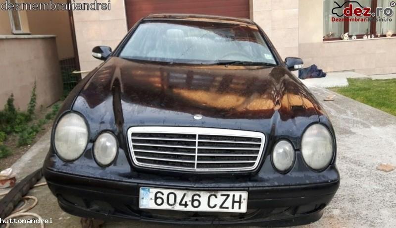 Dezmembrez Mercedes Clk 200 Din 2000 Dezmembrări auto în Satu Mare, Satu-Mare Dezmembrari