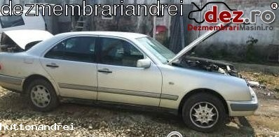 Dezmembrez Mercedes E Class 2 0 Benzina Dezmembrări auto în Satu Mare, Satu-Mare Dezmembrari