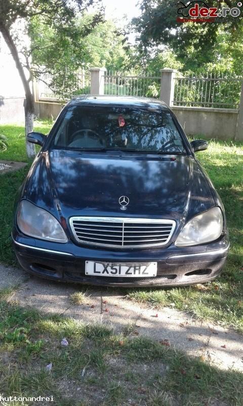Dezmembrez Mercedes S Class 3 2 Cdi   Dezmembrări auto în Satu Mare, Satu-Mare Dezmembrari