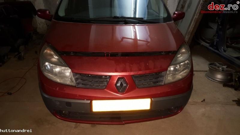 Dezmembrez Renault Scenic Din 2003 Dezmembrări auto în Satu Mare, Satu-Mare Dezmembrari