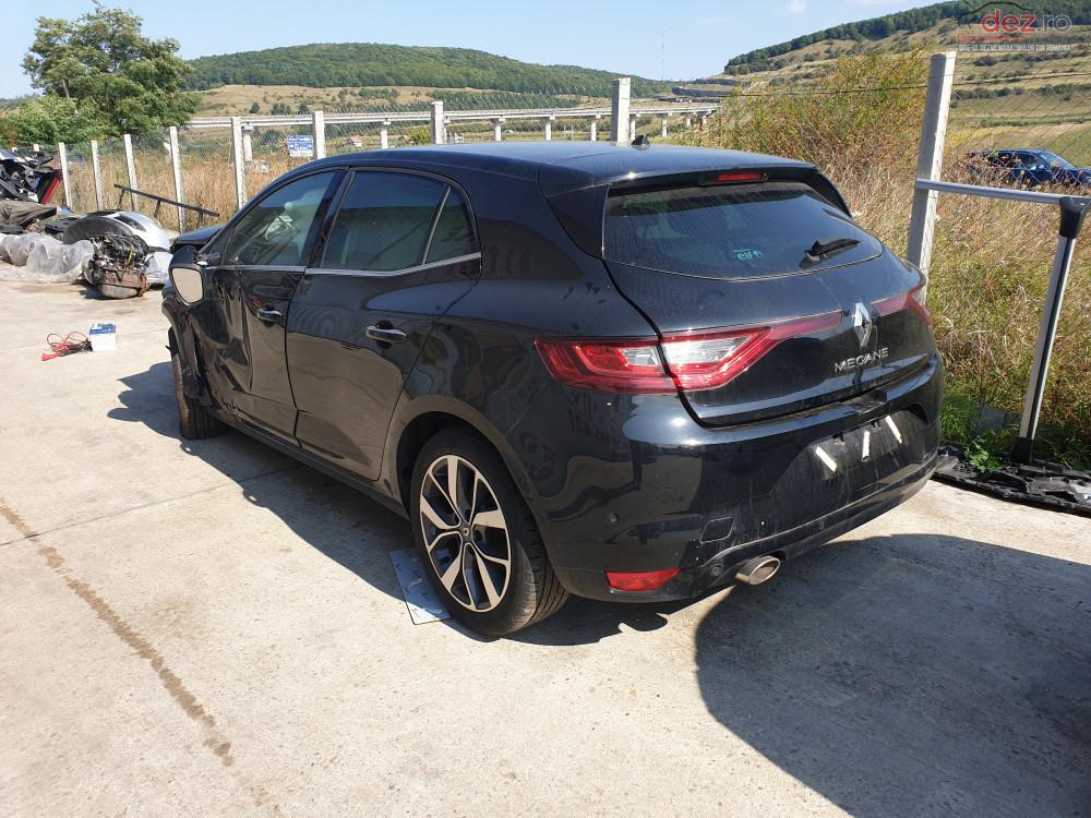 Renault Megane 4 Hatchback Diesel 2017 6+1 Dezmembrări auto în Feleacu, Cluj Dezmembrari