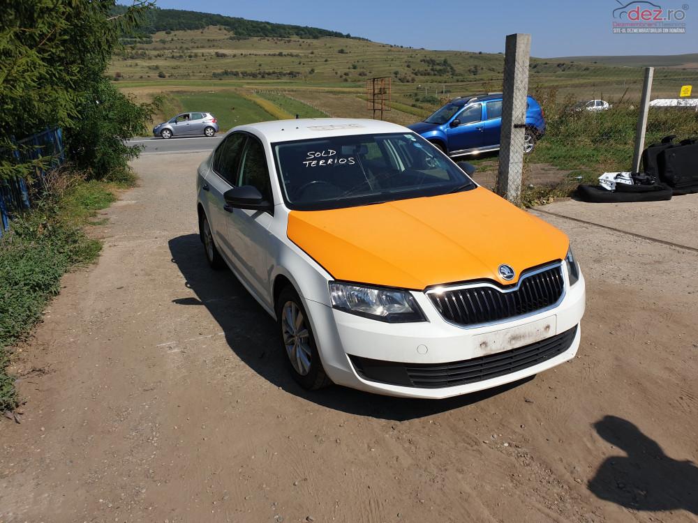 Skoda Octavia 3 Hatchback 1 6 Tdi 2015 Cod Motor Cxx 5+1 Dezmembrări auto în Feleacu, Cluj Dezmembrari