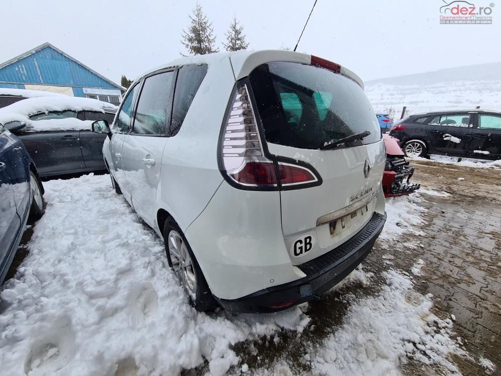 Renault Scenic 3 1 5 Dci 6+1 2012