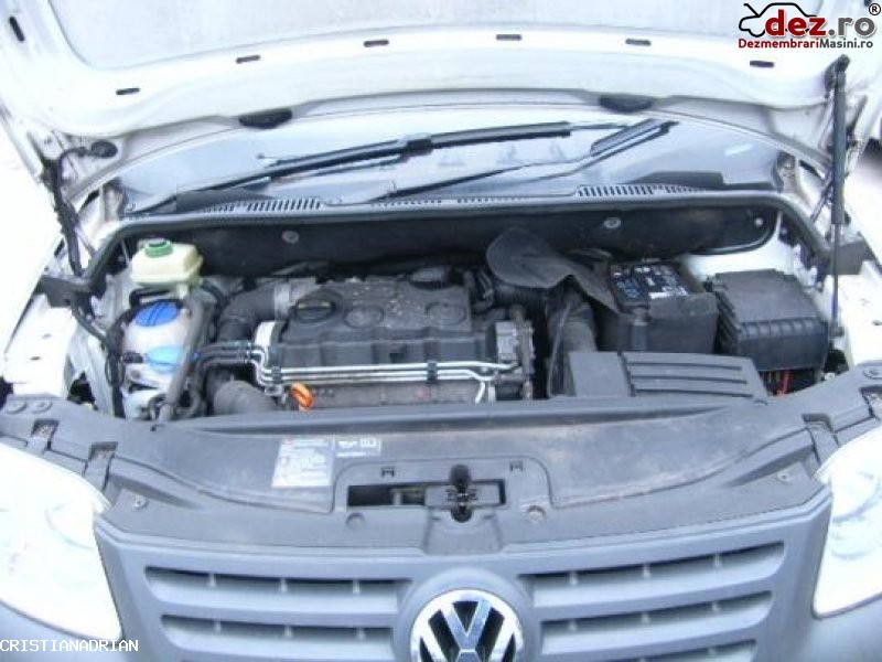 Vindem motor pentru vw caddy 1 9tdi bls an fabricatiem si alte piese originale... Dezmembrări auto în Oradea, Bihor Dezmembrari