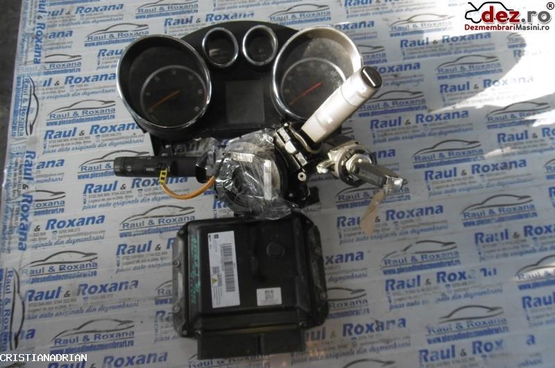 Calculator motor Opel Calibra 2011 cod 55575315 Piese auto în Oradea, Bihor Dezmembrari