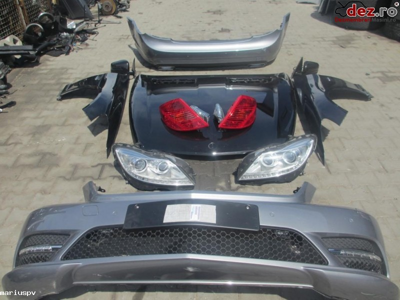 Dezmembrez Mercedes Cl W 216 2010 2013 Dezmembrări auto în Resita, Caras-Severin Dezmembrari