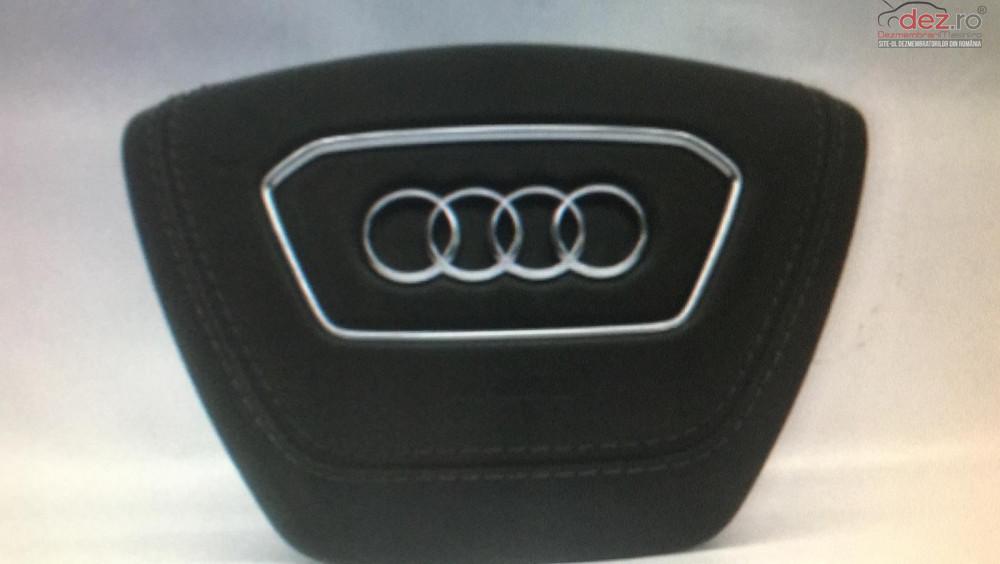 Airbag Volan Audi A8 D5 2017  2020  Piese auto în Zalau, Salaj Dezmembrari