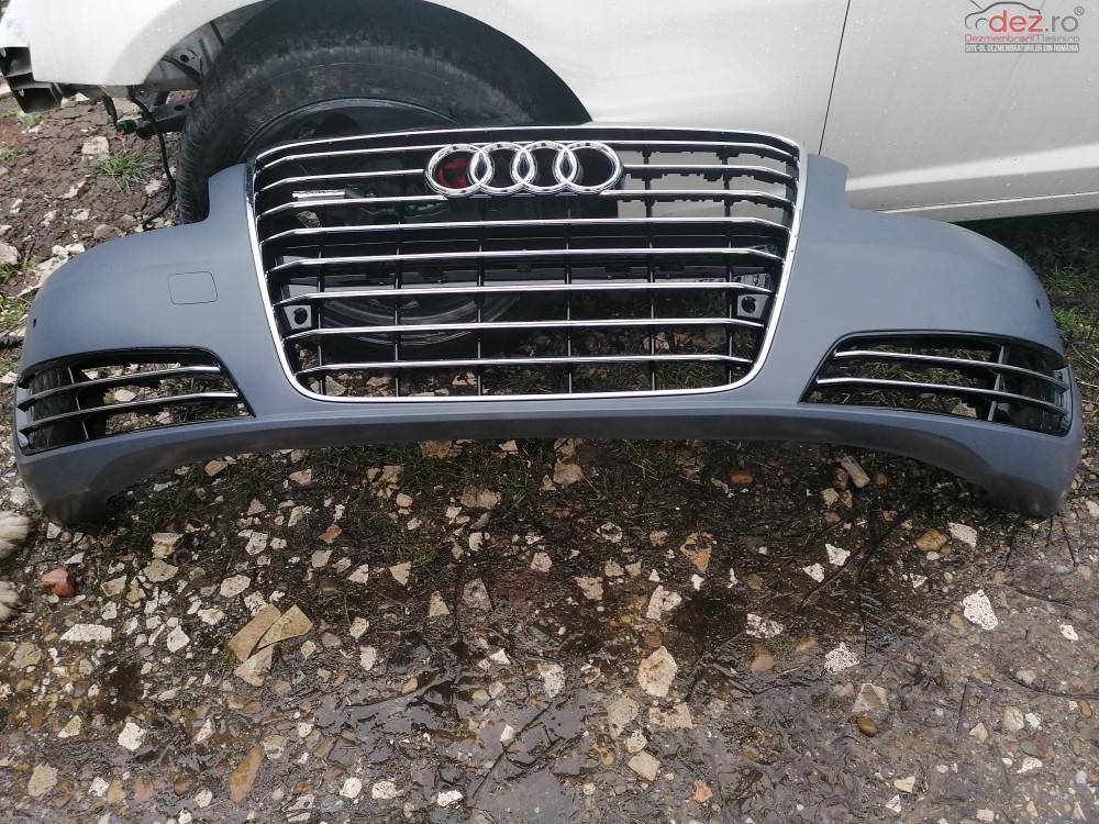 Audi A8 4h D4 2011 18 Bară Față Piese auto în Zalau, Salaj Dezmembrari