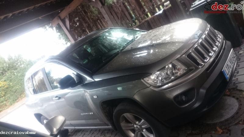 Dezmembrez Jeep Compass 2 2d  Dezmembrări auto în Craiova, Dolj Dezmembrari