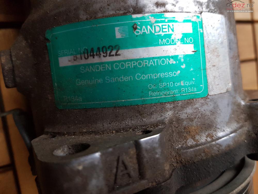 Compresor Aer Conditionat Man Tgx 440 Euro 5 Dezmembrări camioane în Bucuresti, Bucuresti Dezmembrari