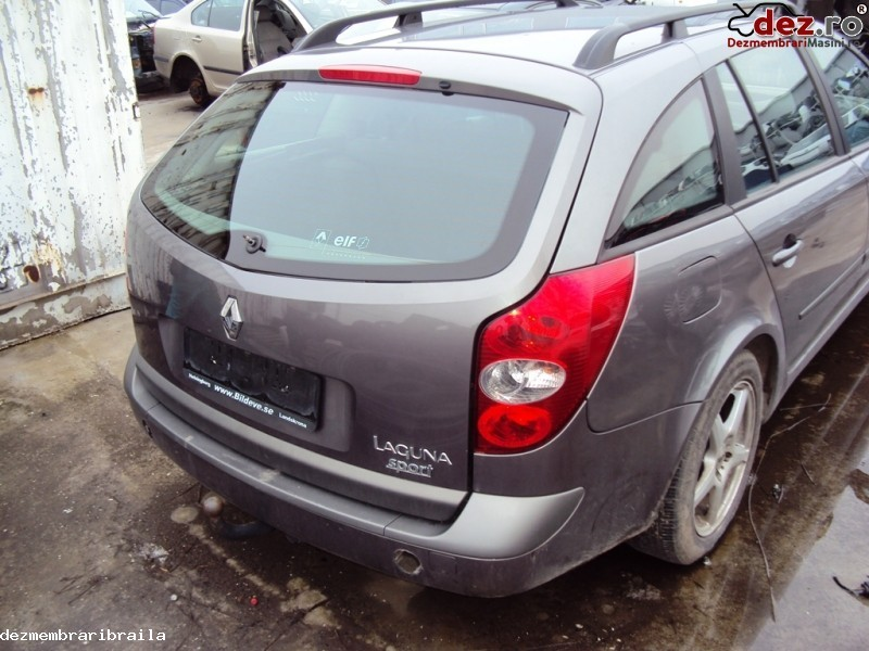 Hayon Renault Laguna break 2003 Piese auto în Braila, Braila Dezmembrari