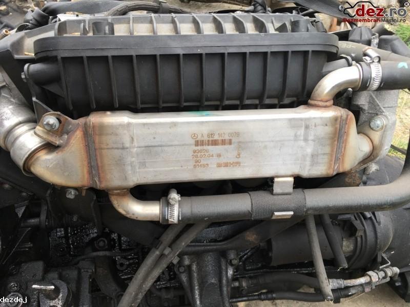 Racitor gaze evacuare Mercedes ML 270 2004 Piese auto în Dej, Cluj Dezmembrari