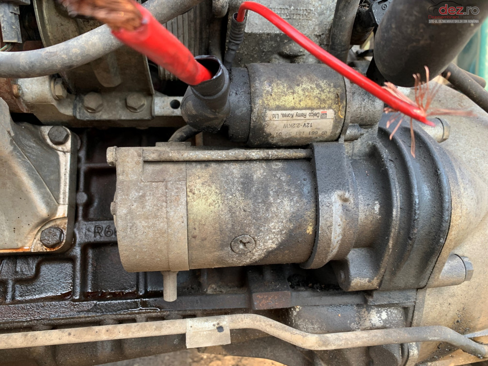Electromotor Ssangyong Kyron 2 0 Xdi Piese auto în Dej, Cluj Dezmembrari