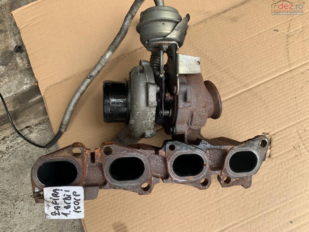 Turbo / Turbina Opel Zafira B 1 9 Cdti 150cp