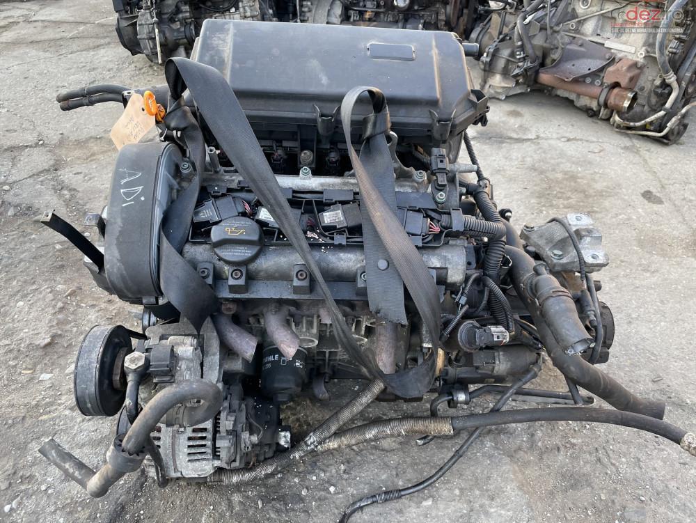 Motor Complet Volkswagen Golf 4 1 4 Benzina Bca Piese auto în Dej, Cluj Dezmembrari
