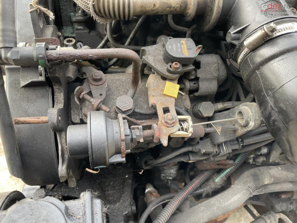 Pompa Injectie Citroen Berlingo 1 9 Diesel Tip Motor Wjy