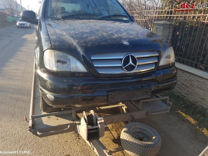 Dezmembram Mercedes ML-Class W163 3 2 Benzina 2000 - 2001 Dezmembrări auto în Piatra-Neamt, Neamt Dezmembrari