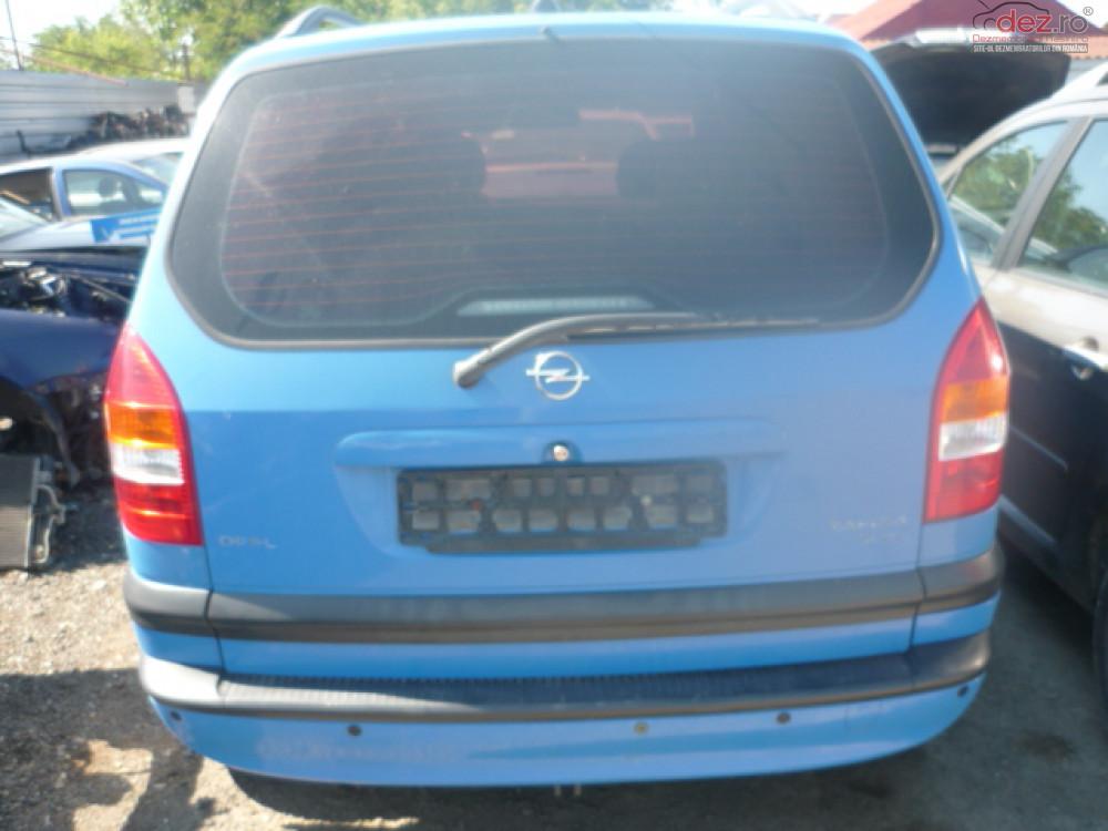 Dezmembrez Opel Zafira  An Fabricatie 2001  Dezmembrări auto în Focsani, Vrancea Dezmembrari