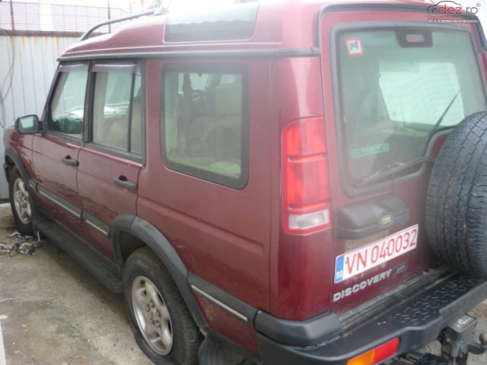 Dezmembrez Land Rover Discovery Dezmembrări auto în Focsani, Vrancea Dezmembrari