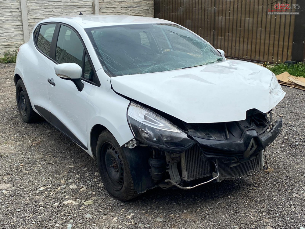 Dezmembrez Renault Clio 4 Hatchback 1 5 Dci Euro 6 An 2016 2017 2018  Dezmembrări auto în Targoviste, Dambovita Dezmembrari