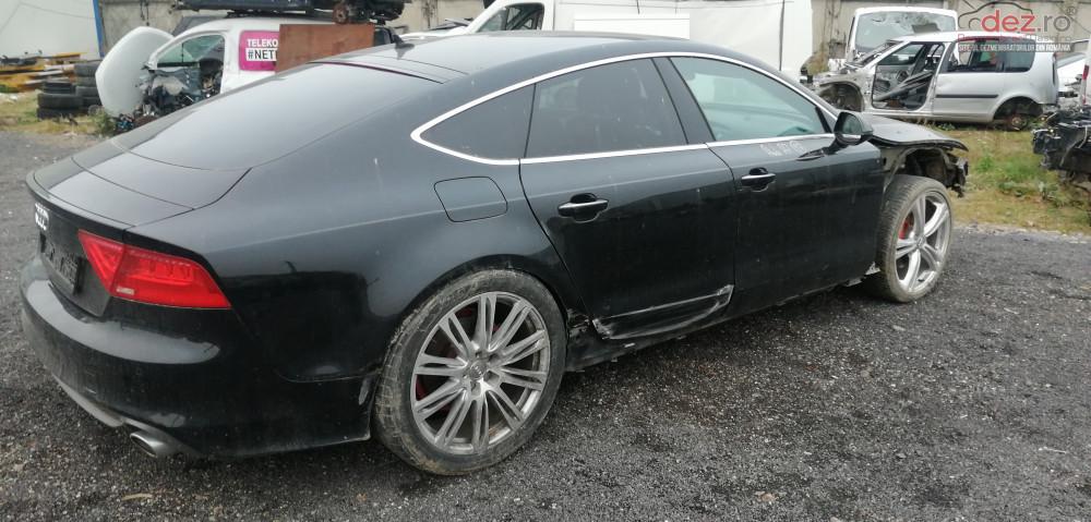 Dezmembrez Audi A7 Sline 3 0 Tdi 150kw Cod Motor Cla 2012 2013 2014 2 Dezmembrări auto în Targoviste, Dambovita Dezmembrari