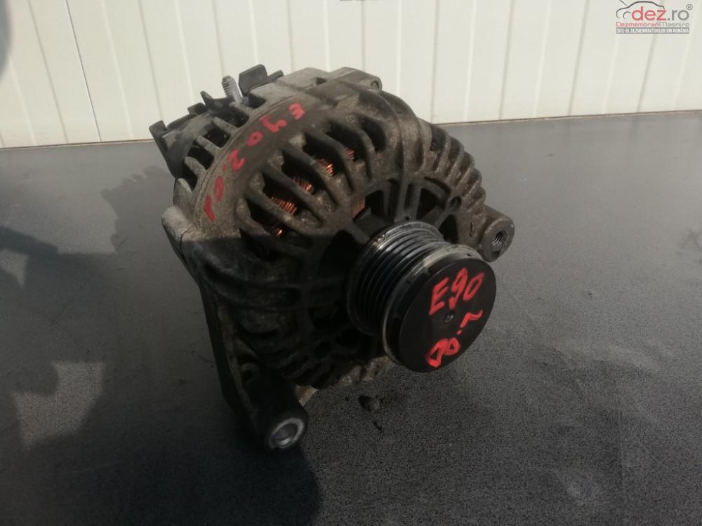 Alternator 14v 150a Bmw E90 Motor 2 0 D 150 Cai Cod M47d20a cod 7797519 Piese auto în Targoviste, Dambovita Dezmembrari