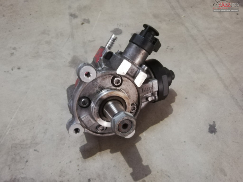 Pompa Inalta Injectie Audi A3 8v Hatchback 2 0 Tdi 150 Cai Motor Crb cod 04L130755D Piese auto în Targoviste, Dambovita Dezmembrari