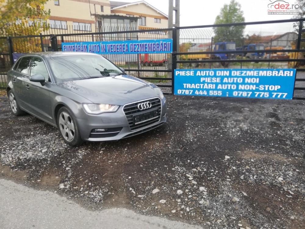 Dezmembrez Audi A3 8v Hatchback 2 0 Tdi 150 Cai Cod Motor Crb Crbc Dezmembrări auto în Targoviste, Dambovita Dezmembrari