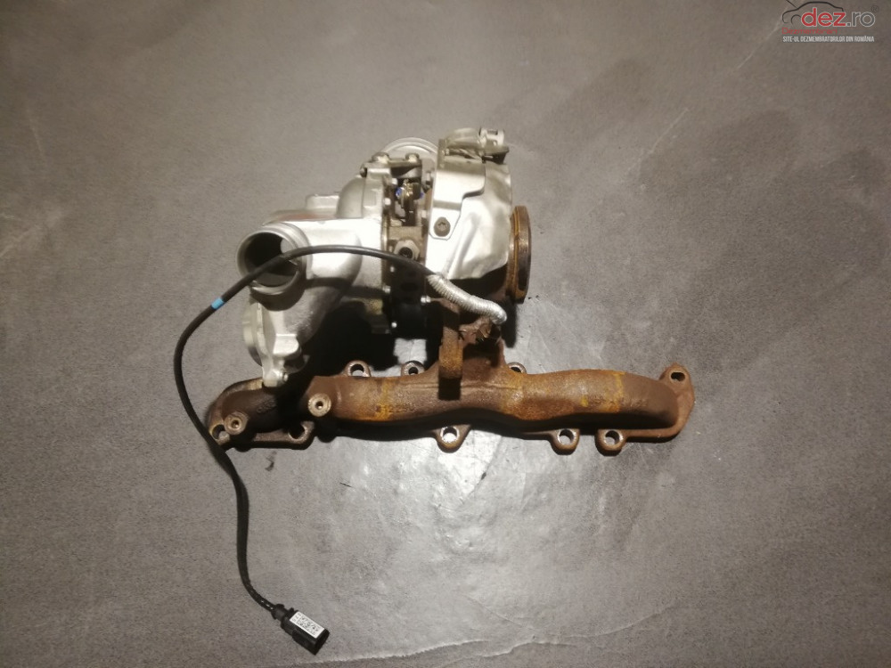 Turbo 1 6 Tdi 115 Cai Motor Dgte Adblue Vw Golf 7 Variant cod 04L253020S Piese auto în Targoviste, Dambovita Dezmembrari