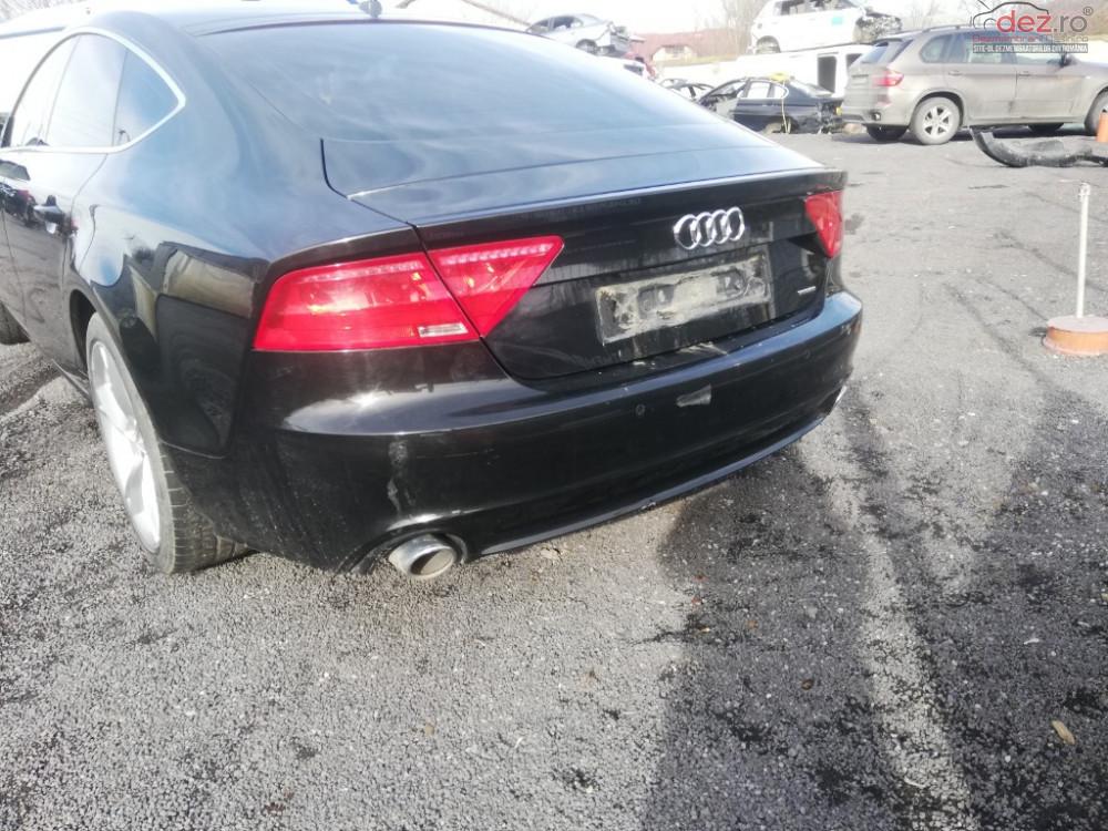 Dezmembrez Audi A7 4g C7 Quattro 3 0 Tdi 245 Cai Motor Cduc An 2012 Dezmembrări auto în Targoviste, Dambovita Dezmembrari