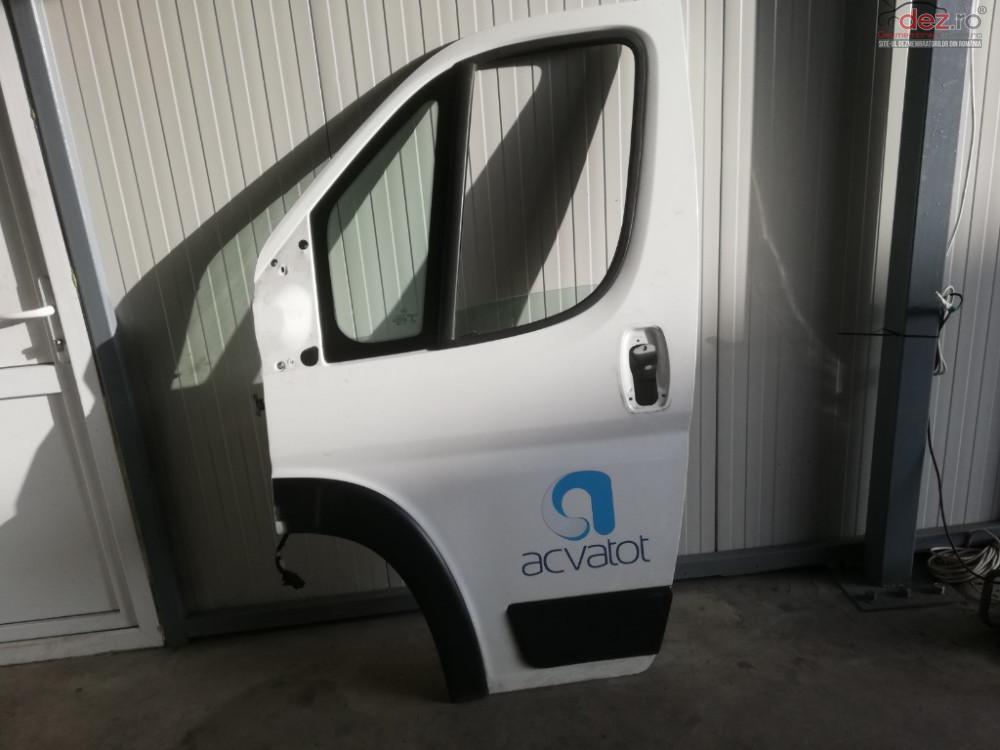 Usa Stanga Fata Citroen Jumper An 2020 2021 Portiera cod 4HK 4H03 Piese auto în Targoviste, Dambovita Dezmembrari