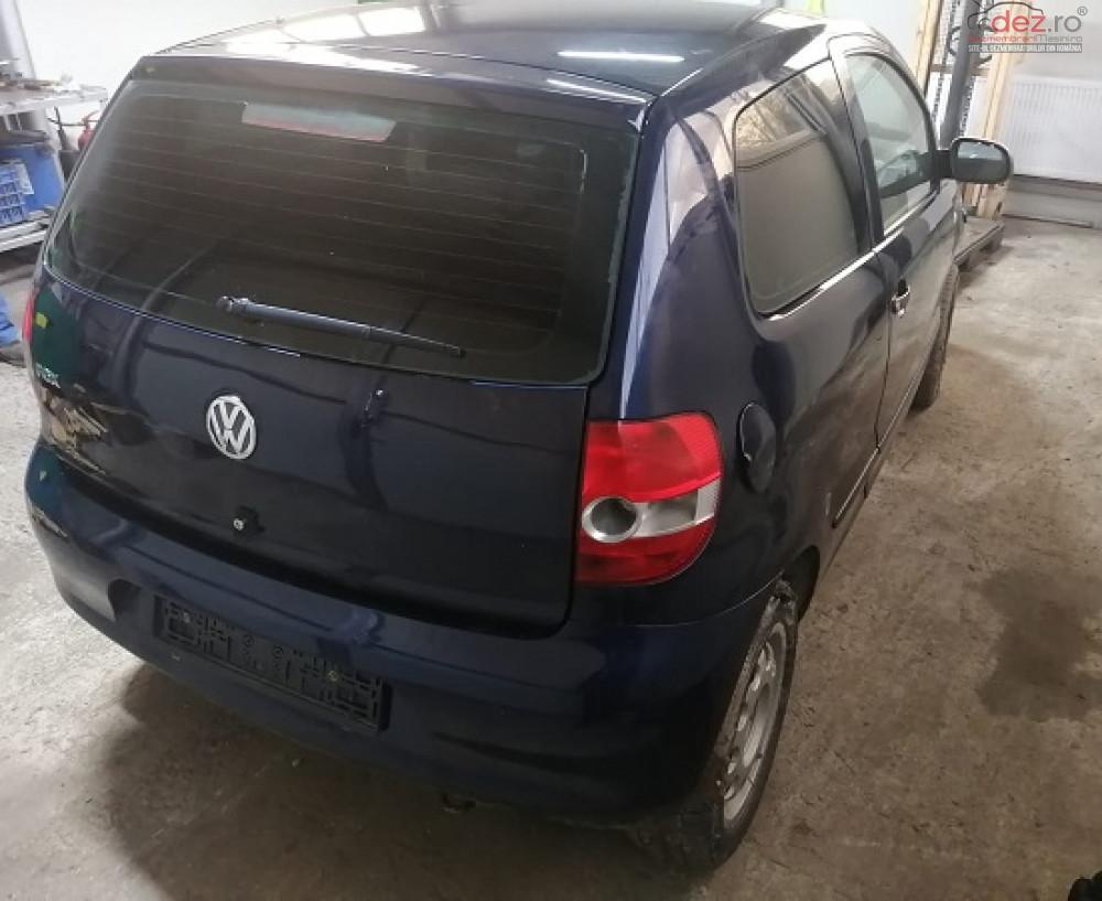 Vw Fox Fab 2006 1 2 Benzina 40kw 55cp ⭐⭐⭐⭐⭐ Dezmembrări auto în Moreni, Dambovita Dezmembrari